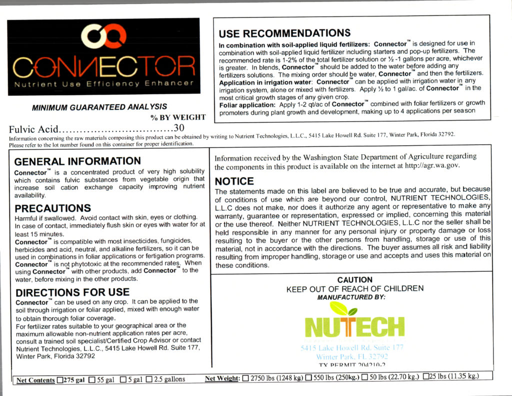 Connector Label